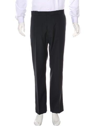 Maison Martin Margiela Wool Dress Pants None