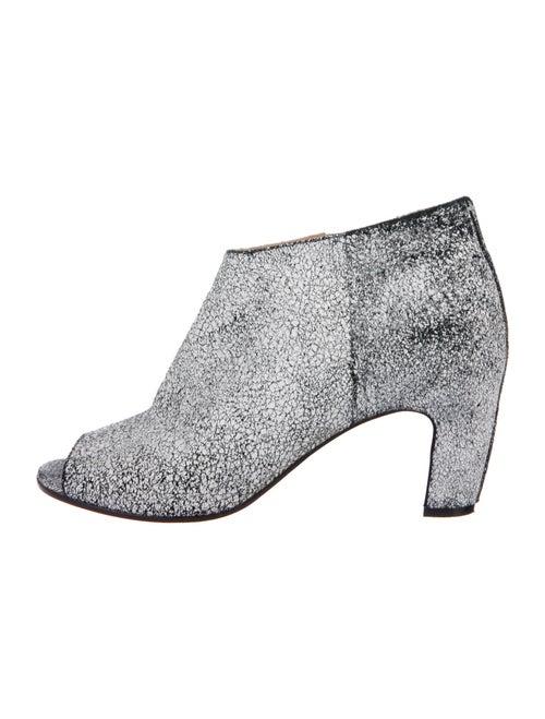 Maison Martin Margiela Suede Boots White
