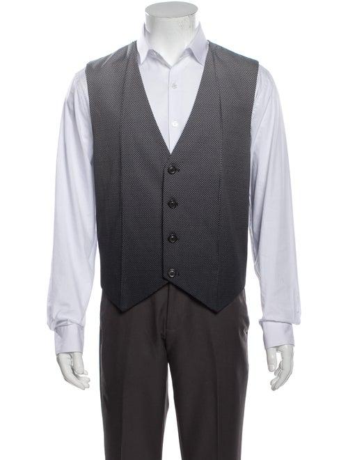 Maison Martin Margiela Vintage 2008 Suit Vest Blac