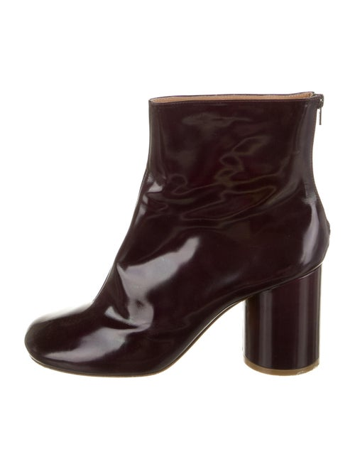 Maison Martin Margiela Patent Leather Boots