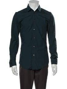 Maison Martin Margiela Long Sleeve Dress Shirt