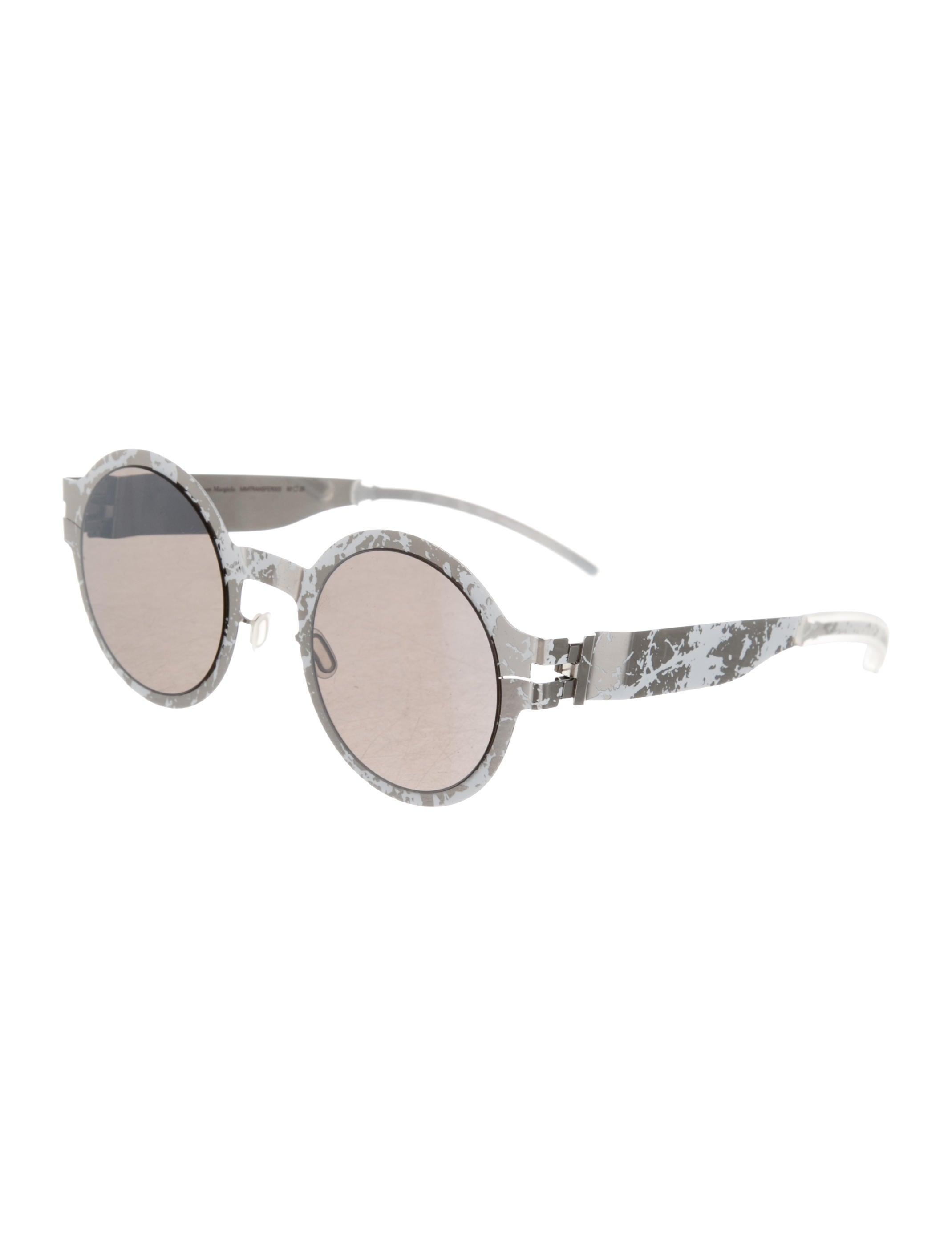 Mykita maison martin margiela 2016 transfer sunglasses for Martin margiela glasses