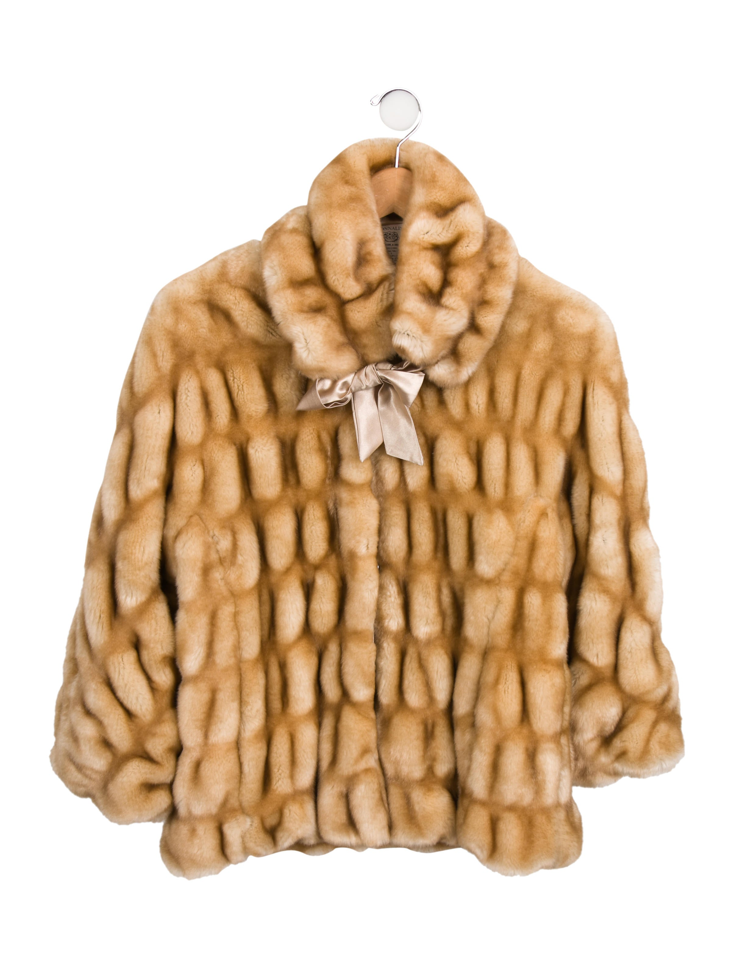 4941a6ab54a2 Monnalisa Chic Monnalisa Girls  Faux Fur Coat - Girls - WMNLC20009 ...