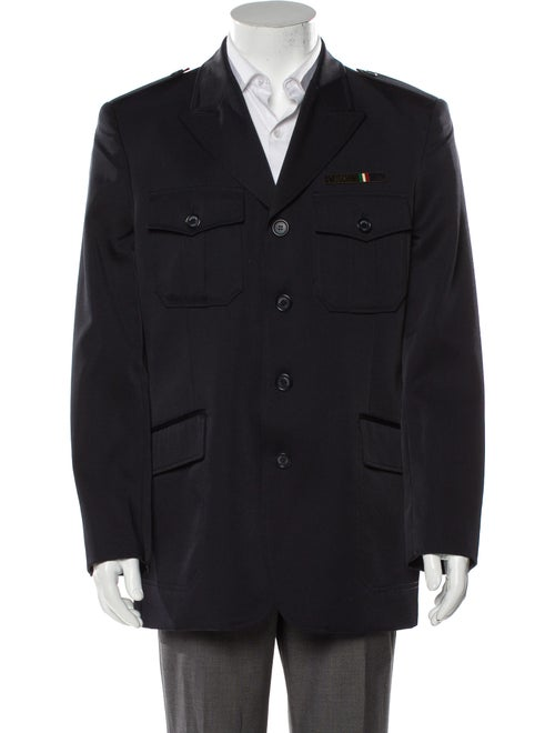 Moschino Cheap and Chic Sport Coat Blue