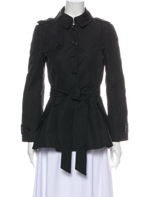 Moschino Cheap and Chic Utility Jacket Black