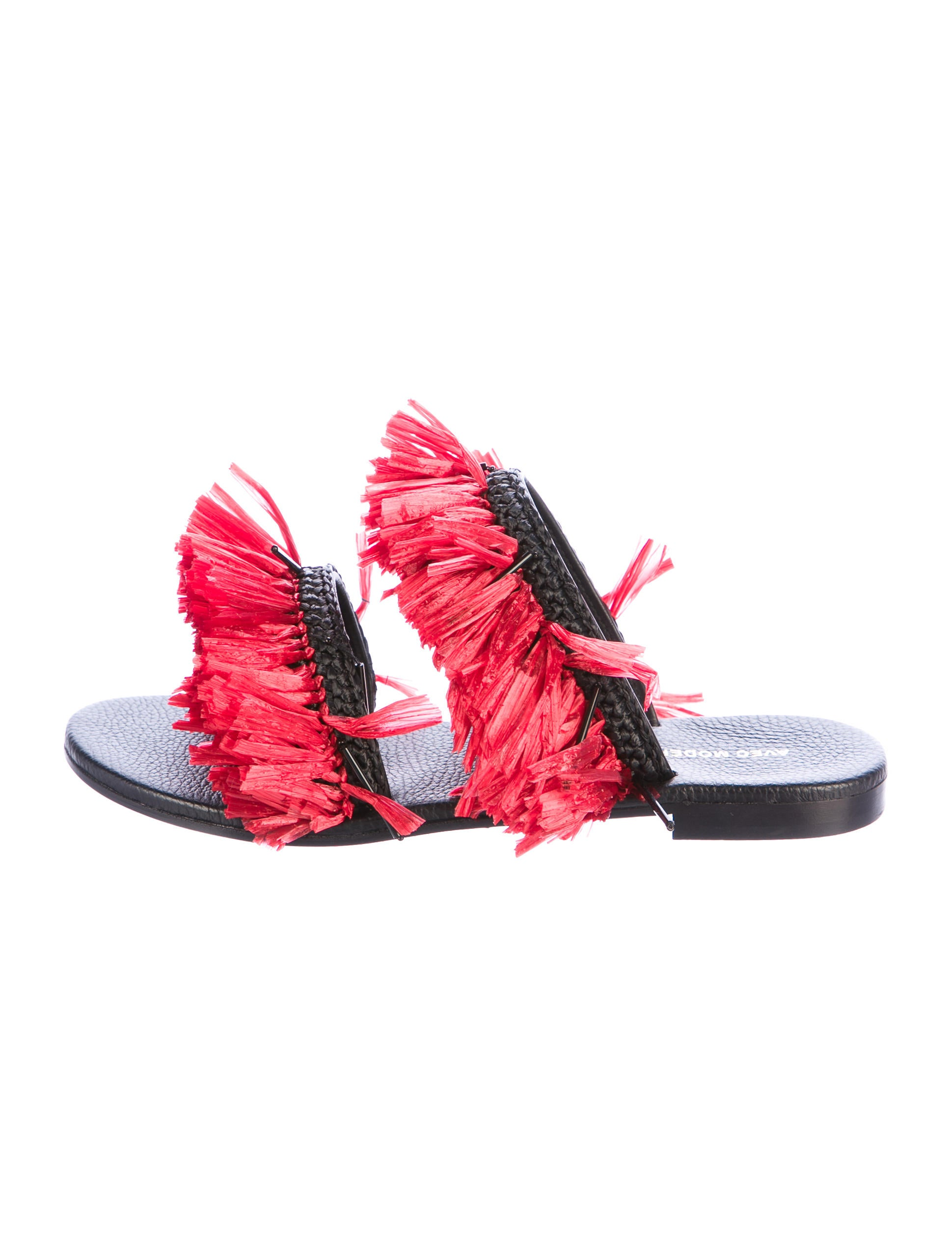 Avec Modération Ibiza Slide Sandals free shipping outlet store Orange 100% Original quality original discount shop for dCCljnrbT