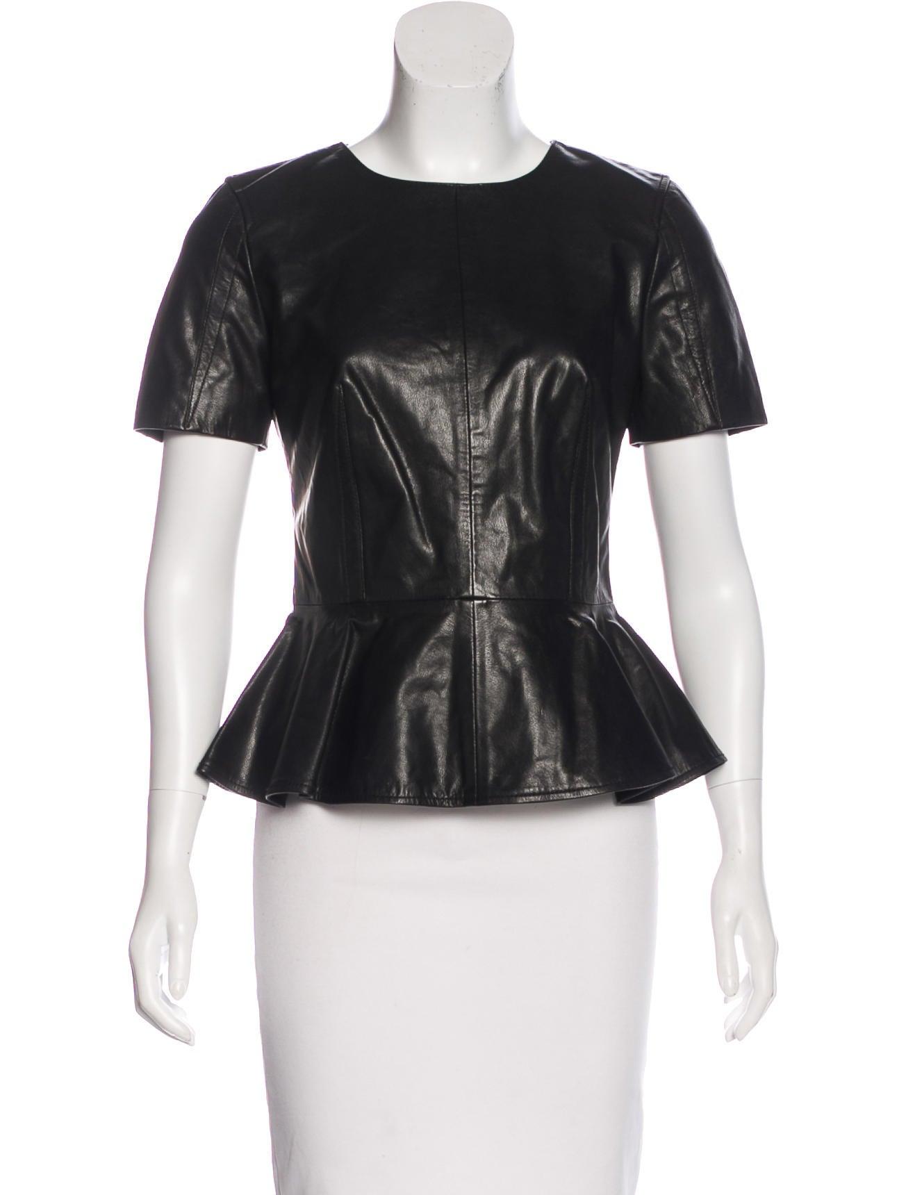 Faux Leather shirt jaket 50% PU 50% POLYESTER 1X Size 2x Size 3X Size