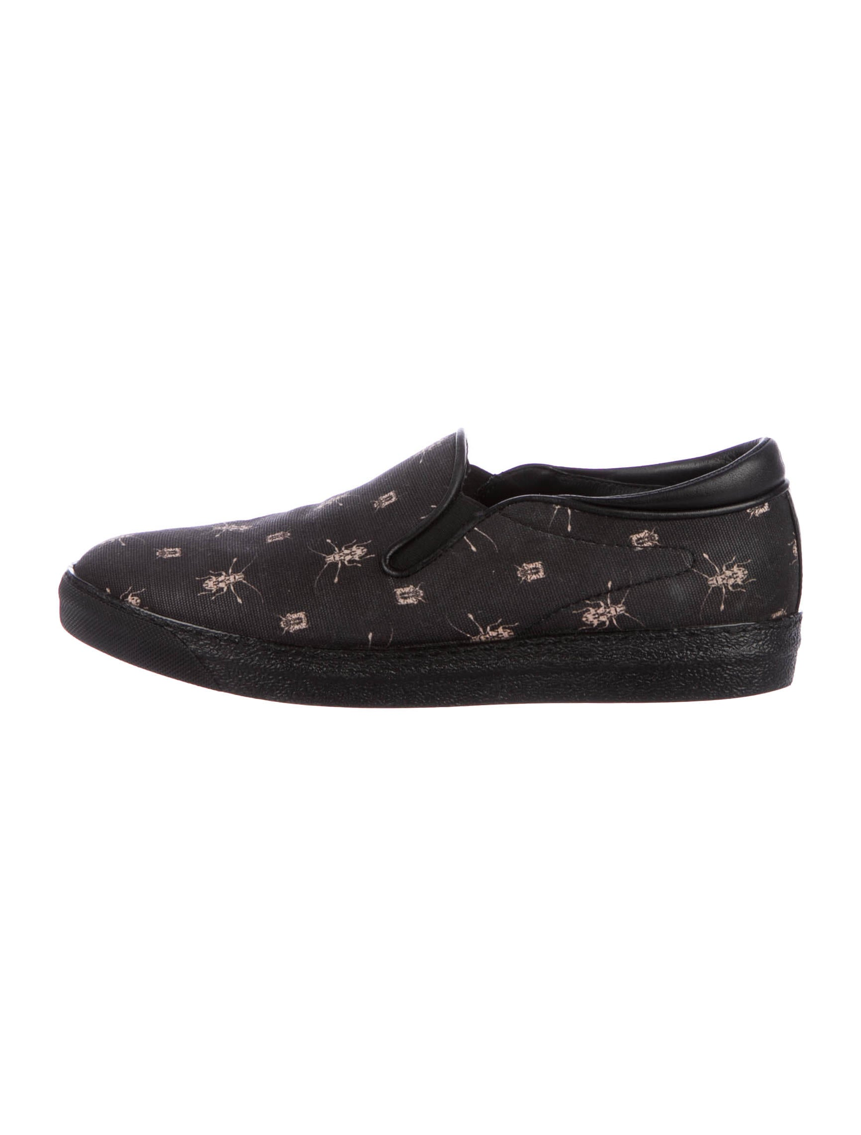 high quality cheap online discount classic McQ Alexander McQueen McQ by Alexander McQueen Insect Slip-On Sneakers jizp6