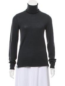 9d5728e81b0 McQ Alexander McQueen. Wool Turtleneck Sweater