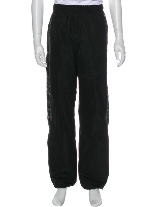 McQ Alexander McQueen Paneled Track Athletic Pants