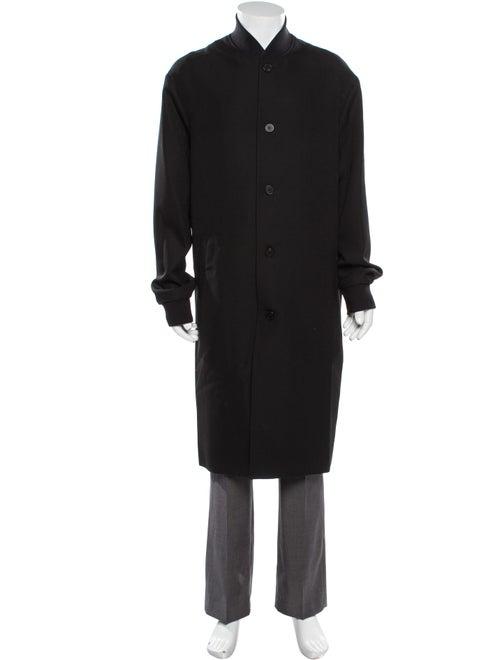McQ Alexander McQueen Wool Coat Wool