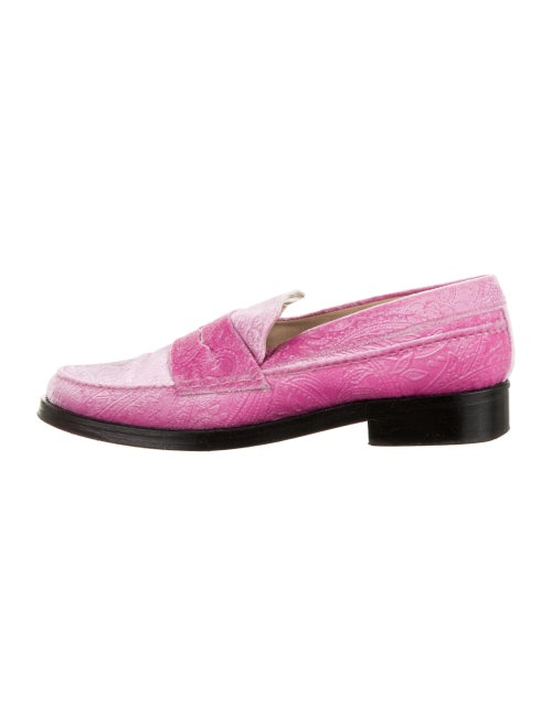 MR by Man Repeller Loafers Pink