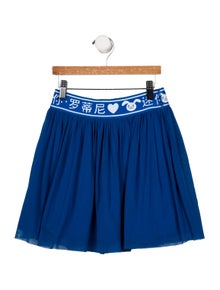 Mini Rodini Girls' Dirndl Skirt w/ Tags