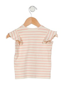 Mini Rodini Girls' Striped Sleeveless Top