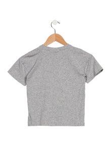 Mini Rodini Boys' Short Sleeve Graphic Shirt