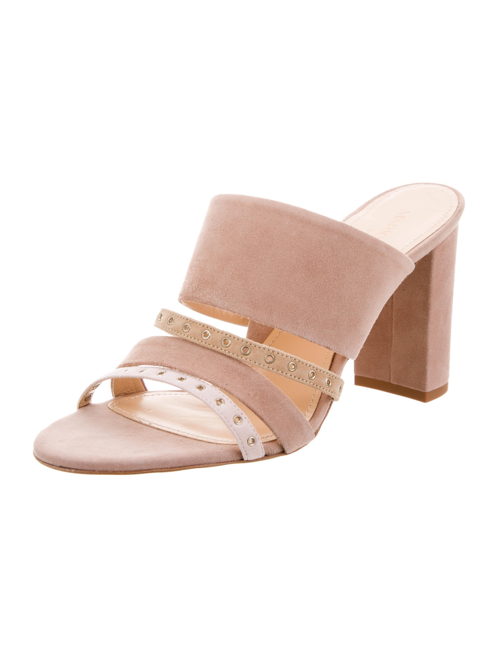 Marion Parke Lenny Multistrap Sandals w/ Tags discount 2014 wiki cheap online discount pick a best free shipping store hXIIw6eL