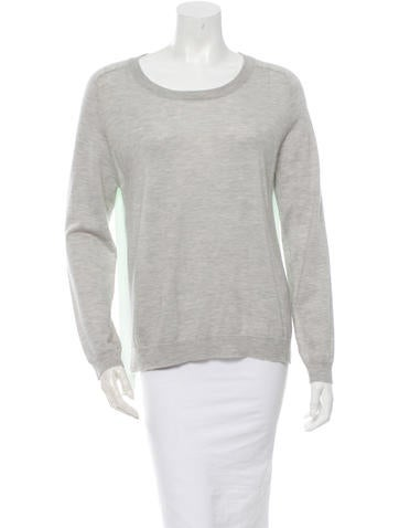 Mason Cashmere & Silk Top w/ Tags None