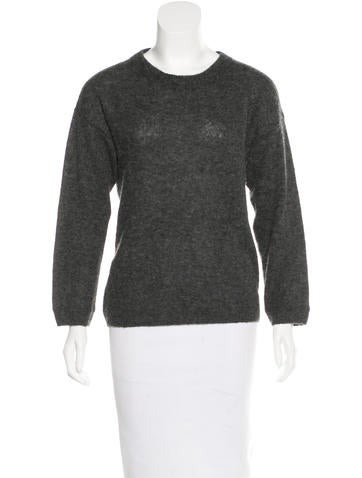 Mason Cashmere & Silk Sweater None