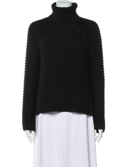 Mason Turtleneck Sweater Black