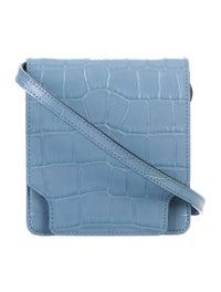 Pump Slim Convertible Crossbody Bag