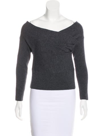 Michelle Mason Wool & Cashmere Top w/ Tags None