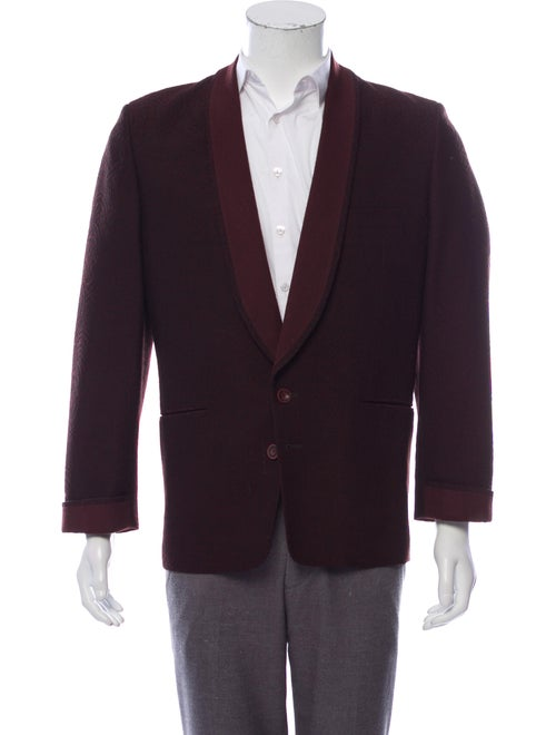 Matsuda Wool Smoking Jacket wool