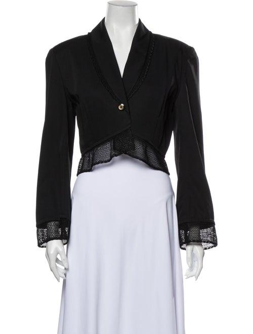 Matsuda Vintage 1980's Jacket Black