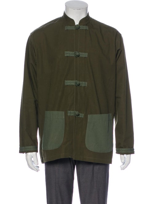Monitaly Jacket Green