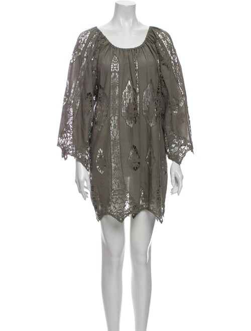 Miguelina Cover-Up Green