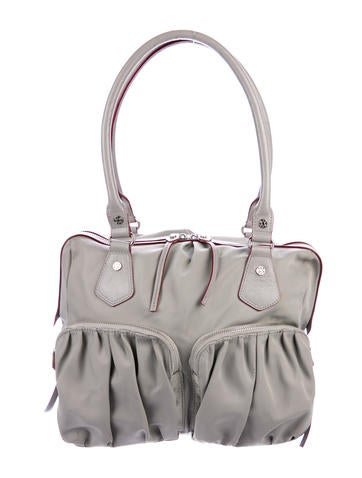 MZ Wallace Bedford Jane Nylon Shoulder Bag None