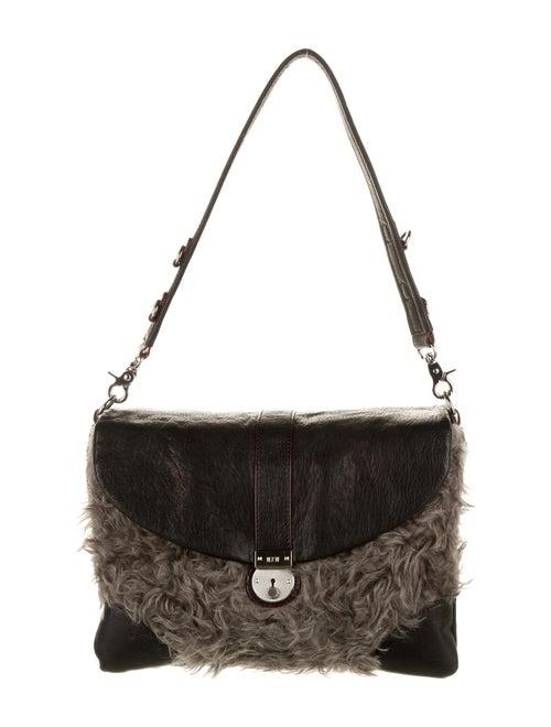 MZ Wallace Nylon Shoulder Bag Black