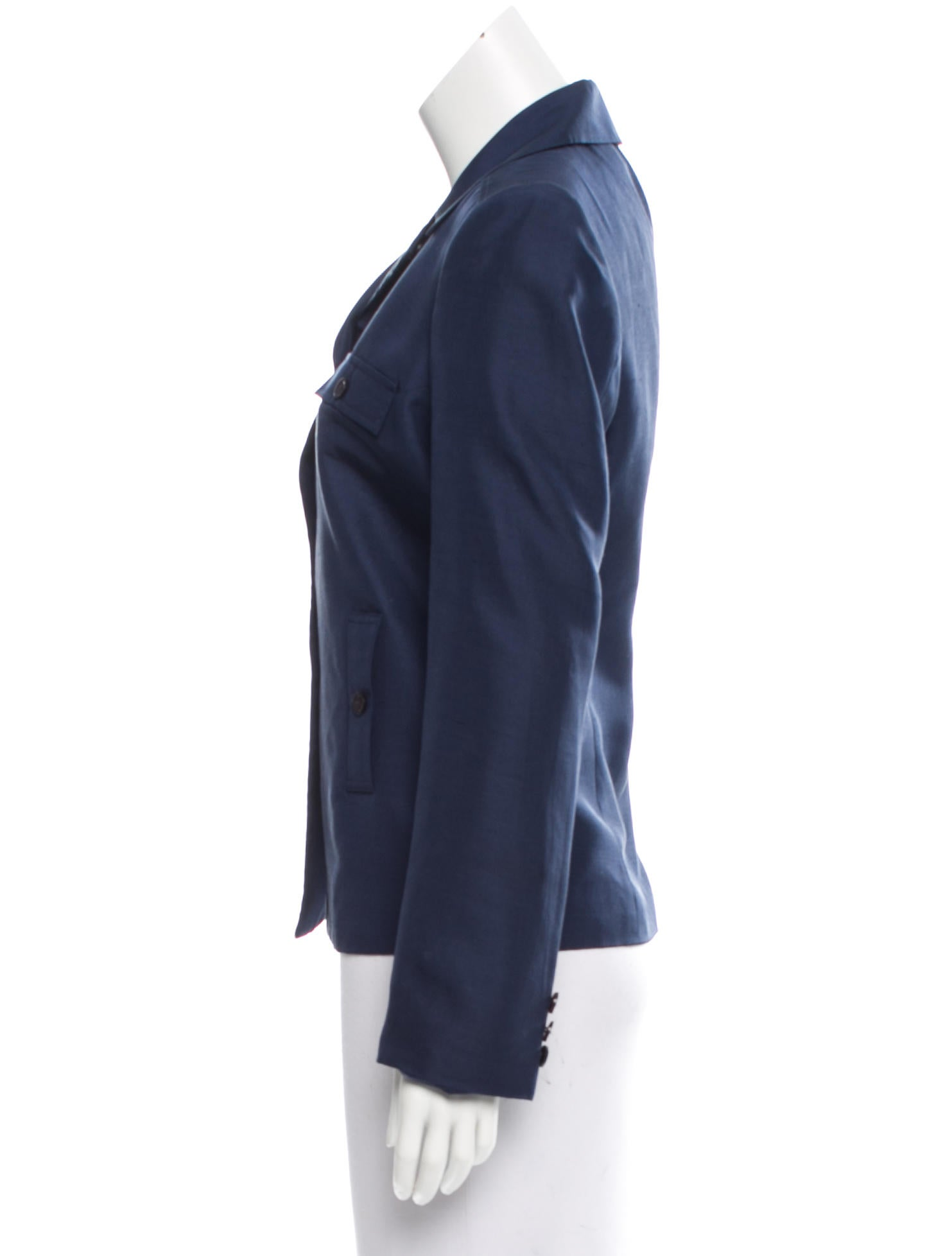 Magaschoni Lightweight Long Sleeve Jacket Clothing