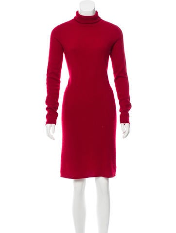 Magaschoni Cashmere Sweater Dress None