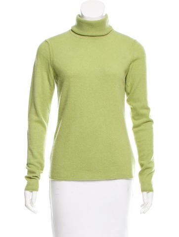 Magaschoni Long Sleeve Knit Sweater None