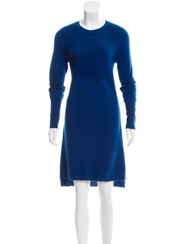 Magaschoni Cashmere Sweater Dress None