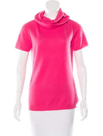 Magaschoni Cashmere Turtleneck Top w/ Tags None