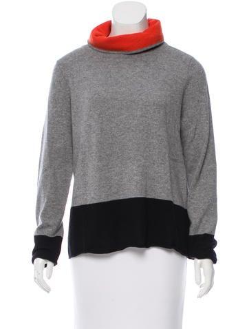 Magaschoni Colorblock Cashmere Sweater None