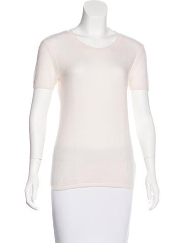 Magaschoni Cashmere Knit Top None