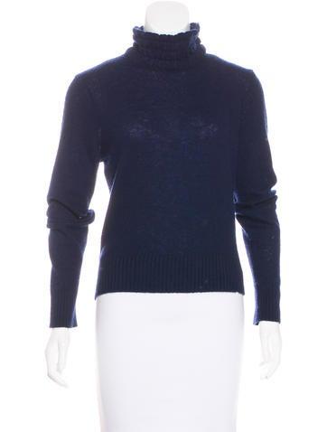 Magaschoni Cashmere Knit Sweater None