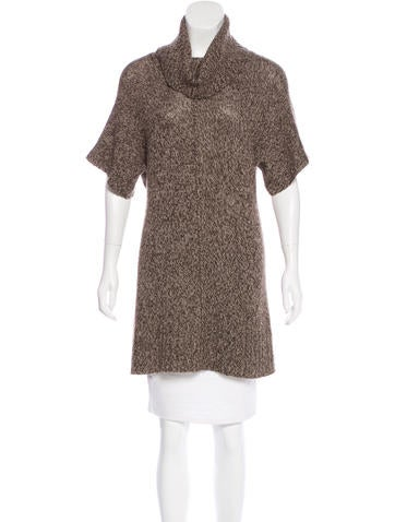 Magaschoni Turtleneck Tunic Sweater None