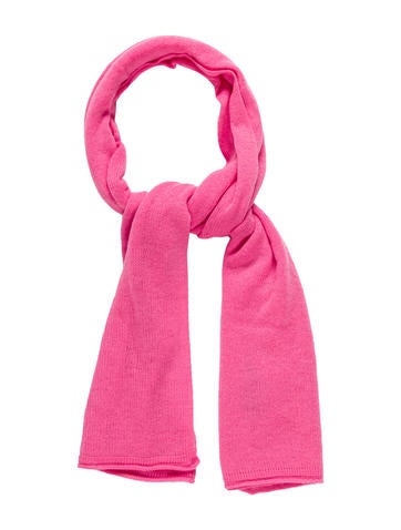 Magaschoni Cashmere Knit Scarf w/ Tags None