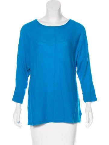 Magaschoni Knit Cashmere Sweater None