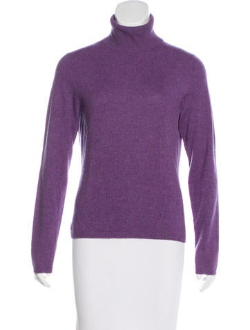 Magaschoni Cashmere Turtleneck Sweater None