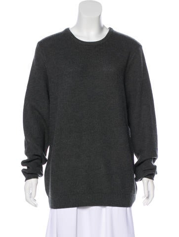Magaschoni Oversize Knit Sweater None