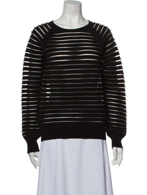 Partow Crew Neck Sweater Black