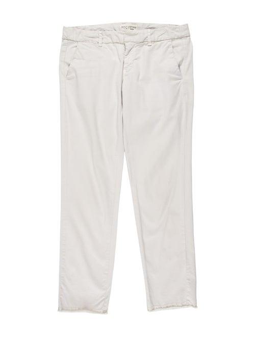 Nili Lotan Straight Leg Pants