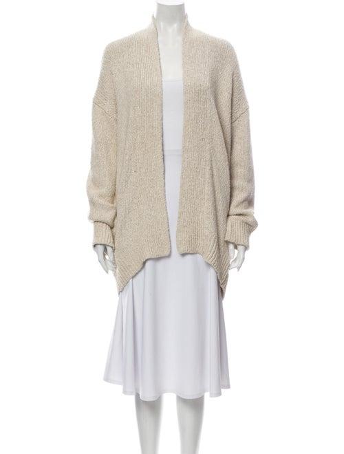 Nili Lotan Open Front Sweater