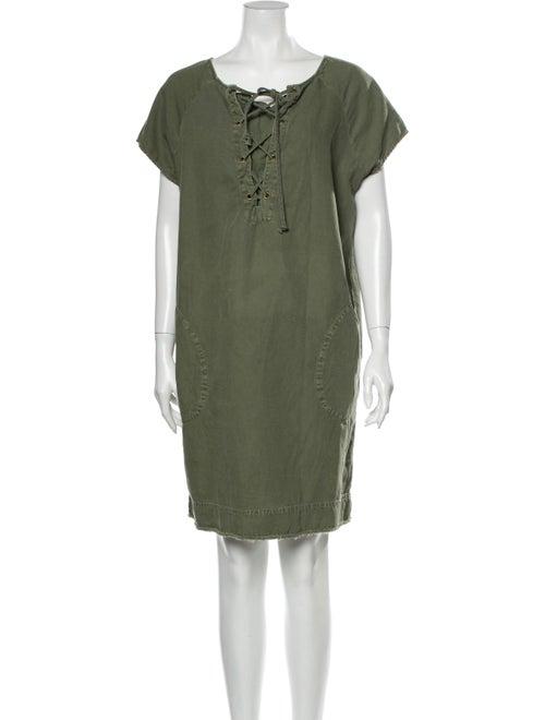 Nili Lotan Coat Green