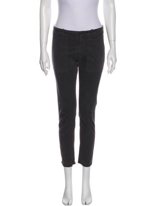Nili Lotan Skinny Leg Pants Grey