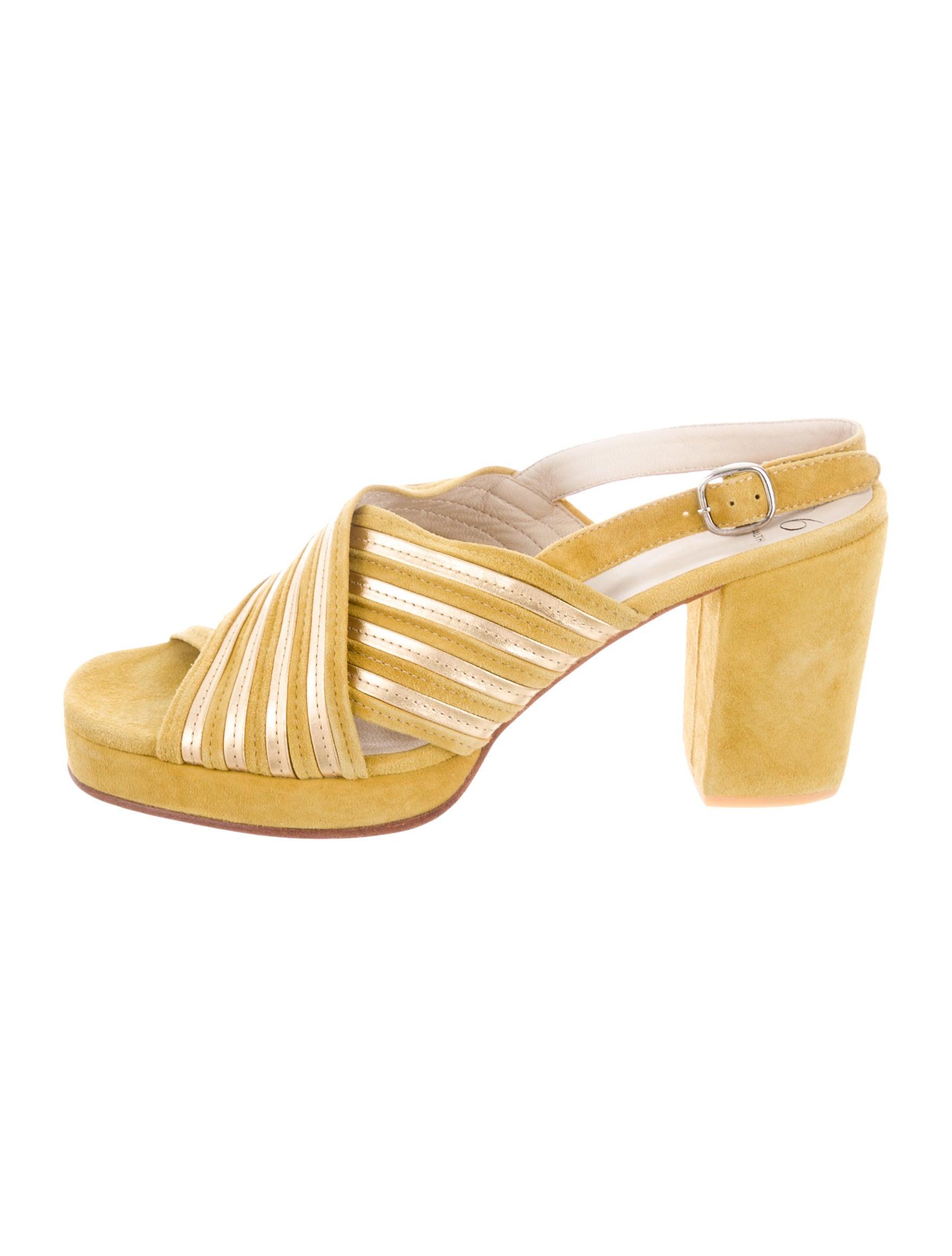 shop offer cheap price No.6 Lola Platform Sandals sMw9pcK